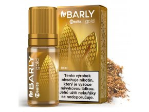 tabakovy e liquid barly gold 10ml