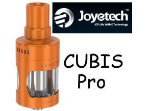 Joyetech CUBIS Pro Clearomizér 4ml oranžový