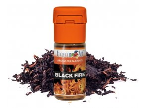 prichut flavourart black fire tabak 10ml