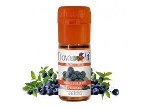 prichut flavourart boruvka bilberry 10ml