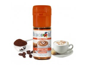 prichut flavourart cappuccino 10ml