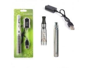 Elektronická cigareta eGo-CE4 1100mAh nerezová 1ks