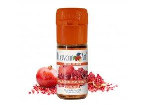 prichut flavourart granatove jablko pomegranate 10ml