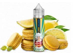 prichut pj empire cream queen sav lemon macaron 10ml