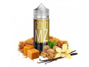 prichut Infamous originals gold mz tabak s karamelem 12ml