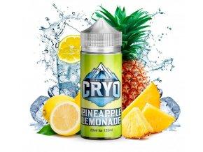 prichut Infamous cryo pineapple lemonade ananas a citron 20ml
