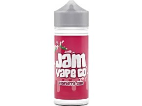 prichut juice sauz the jam vape co shake and vape 30ml raspberry jam