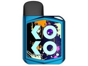 uwell caliburn koko prime elektronicka cigareta 690mah blue modra