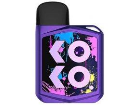 uwell caliburn koko prime elektronicka cigareta 690mah purple fialova