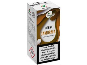liquid dekang high vg camornia tabak s orechy 10ml