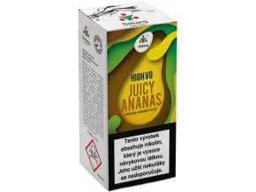 liquid dekang high vg juicy ananas stavnaty ananas 10ml