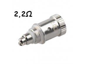 Clearomizér GS-H2S - vyměnitelná hlava 2,2ohm