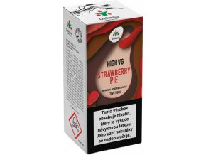 liquid dekang high vg strawberry pie jahodovy kolac 10ml