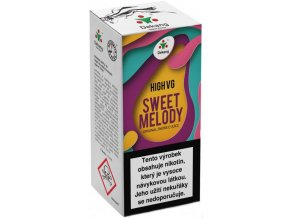 liquid dekang high vg sweet melody broskev s citronem 10ml