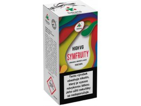 liquid dekang high vg symfruity ovocny mix 10ml