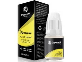 e liquid joyetech lemon 10ml citron elektronicka cigareta