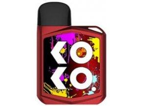 uwell caliburn koko prime elektronicka cigareta 690mah red cervena