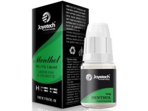 e liquid joyetech menthol 10ml mentol elektronicka cigareta