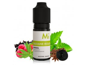 e liquid the fuu minimal chladive lesni plody pastis rouge red aniseed 10ml