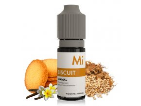 e liquid the fuu minimal susenka biscuit 10ml
