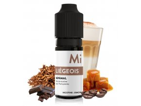 e liquid the fuu minimal kava a cokolada liegeois 10ml