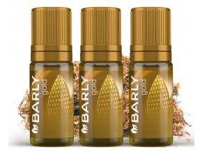 e liquid barly gold 3x10ml