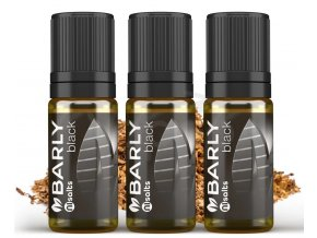 e liquid barly black salt 3x10ml