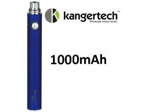 kangertech evod baterie 1000mah blue modra