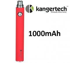 kangertech evod baterie 1000mah pink ruzova