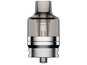 voopoo pnp pod tank clearomizer 45ml silver stribrny