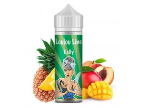 prichut loulou line kelly limonada z exotickeho ovoce 20ml