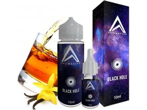 prichut antimatter black hole rum s vanilkou 10ml