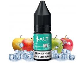 e liquid salt brew co apple frost ledove jablko 10ml