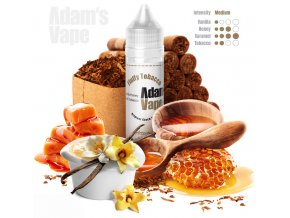 prichut adams vape fluffy tobacco sladka tabakova smes 12ml