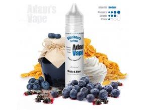 prichut adams vape blueberry serious boruvkove cerealie s kremem 12ml