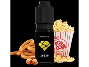 prichut the fuu 16 16 sugar baron popcorn s karamelem 10ml