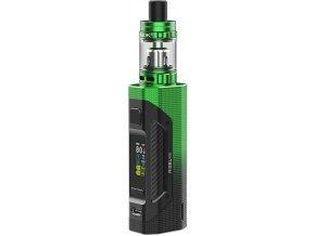 smoktech rigel mini 80w grip full kit black green zeleny