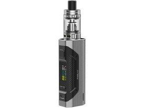 smoktech rigel mini 80w grip full kit silver stribrny