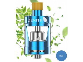 innokin zenith d24 upgrade clearomizer 4ml blue modry