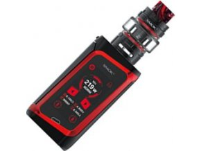 smoktech morph tc219w grip full kit black and red cerno cerveny