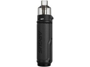 voopoo argus x 80w grip full kit carbon fiber and black kabonova