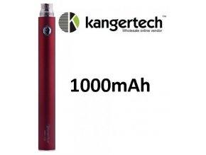 baterie kangertech evod 1000mah cervena