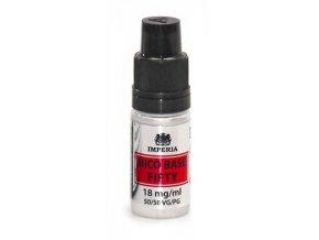 nikotinova baze imperia 10ml pg50 vg50 18mg
