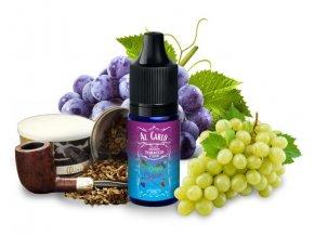 prichut al carlo hroznove vino s tabakem grape craze 10ml