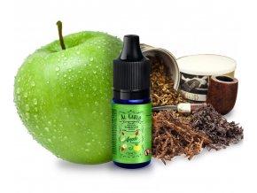 prichut al carlo zelene jablko s tabakem wild apple 10ml