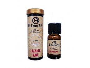 Prichut blendfeel latakia raw tabak s kourovo korenitym nadechem 10ml