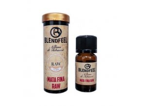 Prichut blendfeel mata fina raw brazilsky tabak 10ml