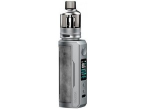 voopoo drag x plus 100w grip full kit 55ml smoky grey