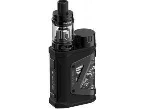 smoktech scar mini 80w grip full kit fluid black white cerno bily