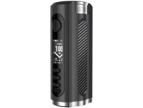 lost vape grus 100w grip easy kit black carbon fiber karbonovy